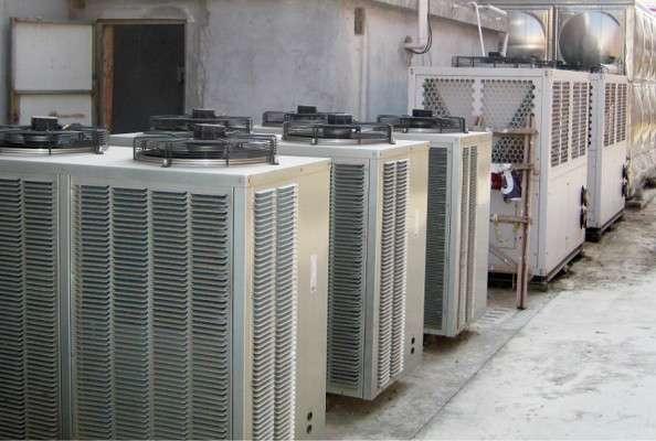 同益空气能牵手友丰休闲打造节能热水样板工程
